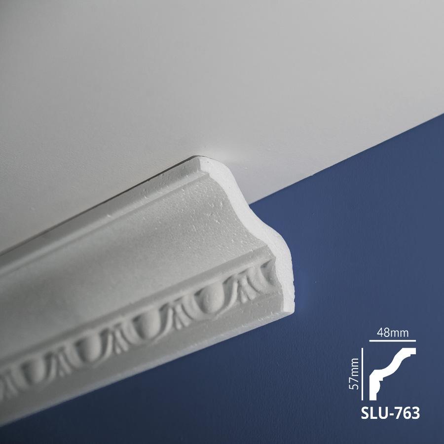 Ugaone stiropor lajsne - SLU 763