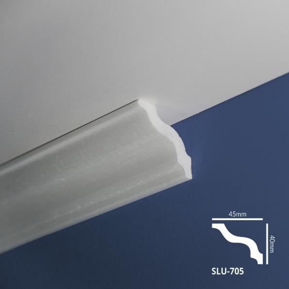 Ugaone stiropor lajsne - SLU 705