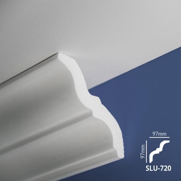 Ugaone stiropor lajsne - SLU 720