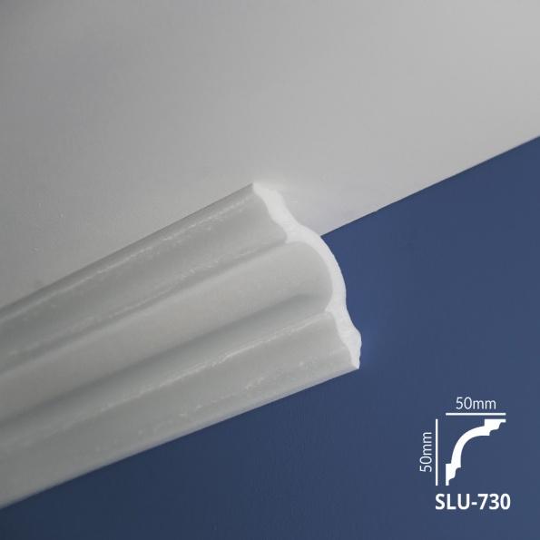 Ugaone stiropor lajsne - SLU 730