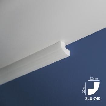 Ugaone stiropor lajsne - SLU 740