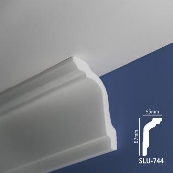 Ugaone stiropor lajsne - SLU 744